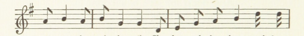Image taken from page 60 of 'Scottish Songs. (The second edition.) [Edited by J. Alexander.] L.P'
