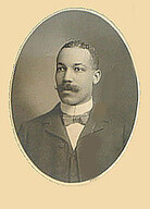 Photograph of Frederick Homer Alphonso Davis (d. 1926)